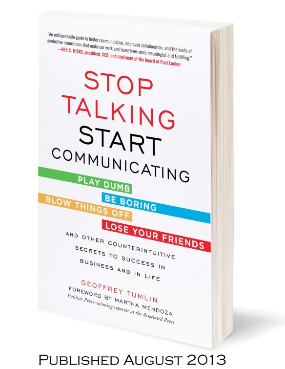 Stop Talking Start Communicating
